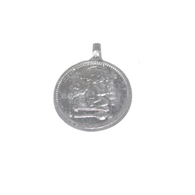 Parad Panchmukhi Hanuman Pendant/ Locket - 15 gm (PAHL-001)