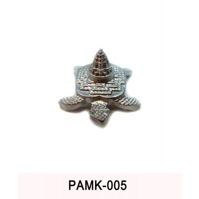 Parad (Mercury) Meru Kachap Shri Yantra - 167 gm (PAMK-005)