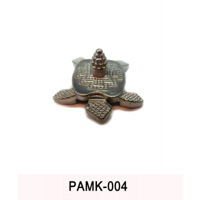Parad (Mercury) Meru Kachap Shri Yantra - 34 gm (PAMK-004)
