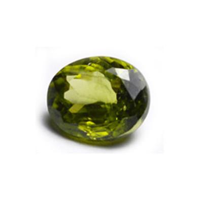Peridot Gemstone Oval Green 5.00 Carat (PD-30)