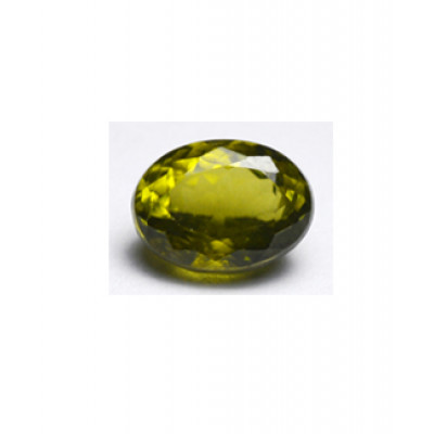 Peridot Gemstone Olive Green 3.65 Carat (PD-33)