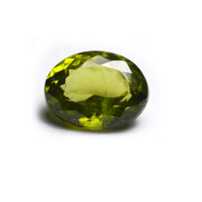 Peridot Gemstone Olive Green 4.65 carat (PD-37)