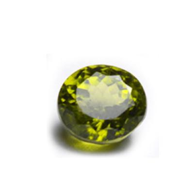 Peridot Gemstone Olive Green 4.60 Carat (PD-39)