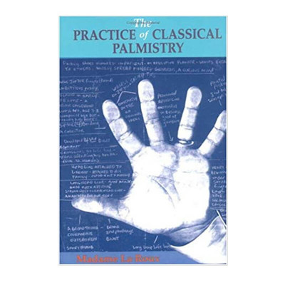 The Practice of Classical Palmistry  in English - (BOAS-0544)
