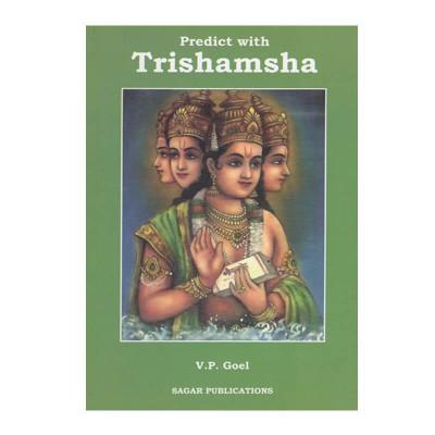 Predict with Trishamsha by V.P. Goel in English- (BOAS-0017)
