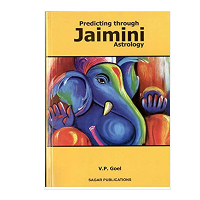 Predicting through Jaimini Astrology by V. P. Goel (BOAS-0228)