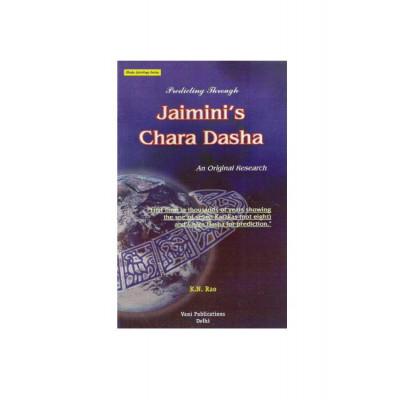 Predicting through Jaimini's Chara Dasha by K N Rao (BOAS-0117)