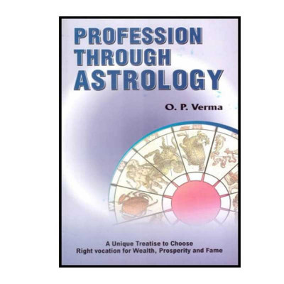 Profession Through Astrology (BOAS-0694)