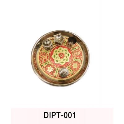 Pooja/ Puja ki Thali - 120 gm (DIPT-001)