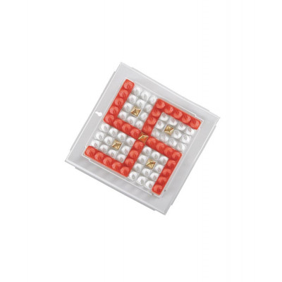 PyraVastu Swastik - GOLD Pyramid -(PVSG-001)