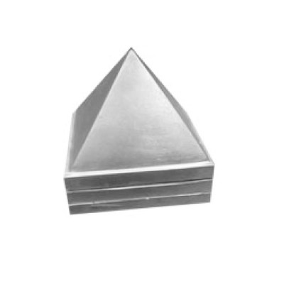 Parad  Vastu Yantra Pyramid - 1015 gm (PAPY-004)