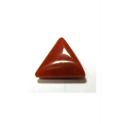 Red Coral Triangular - 4.25 Carat (RC-15)