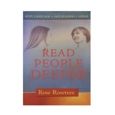 Read People Deeper By Rose Rosetree In English-(BOAS-1059)