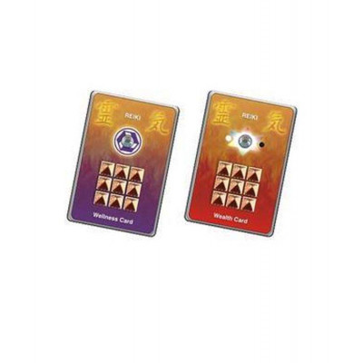 Reiki Card- Set Pyramid