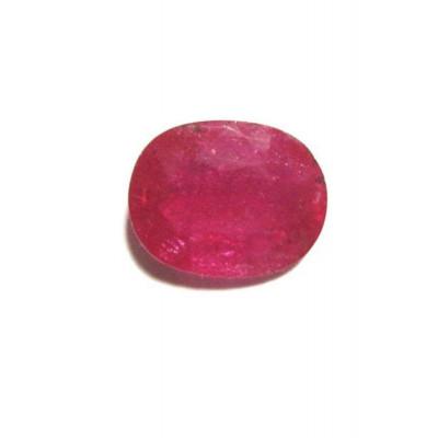 Natural Ruby (Manikya) Oval Mix Cut - 9.00 Carat (Ru-01)