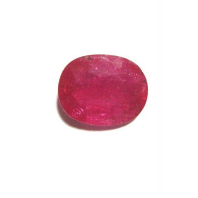 Natural Ruby Manikya - (Chuni) Oval Mix Gemstone - 9.00 Carat (Ru-01)
