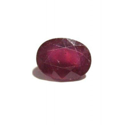 Natural Ruby Manikya - (Chuni) Oval Mix Gemstone  - 8.05 Carat (RU-02)