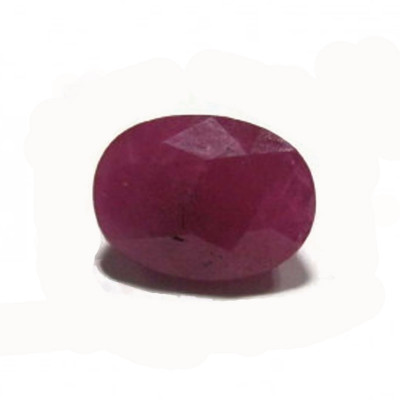 Natural Ruby Manikya - (Chuni) Oval Mix Gemstone - 5.15 Carat (RU-03)
