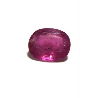 Natural Ruby (Manikya) Oval Mix - 5.35 Carat (RU-06)
