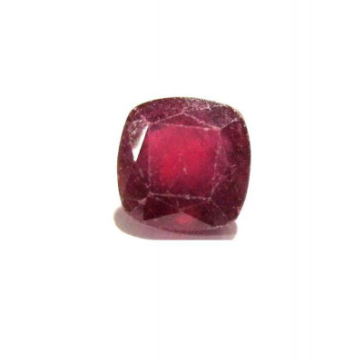 Natural Ruby (Manikya) Cushion Mix - 6.30 Carat (RU-10)