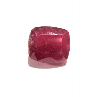 Natural Ruby Manikya - (Chuni) Cushion Mix Gemstone - 8.65 Carat (RU-12)