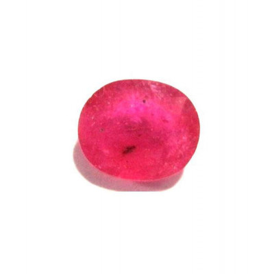 Natural Ruby Manikya - (Chuni) Oval Mix Gemstone - 4.45 Carat (RU-14)