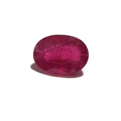 Natural Ruby Oval Mix - 4.75 Carat (RU-15)