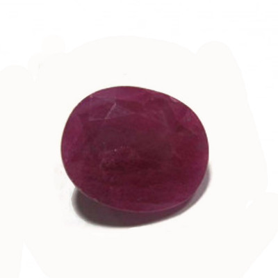 Natural Ruby (Manikya) Oval Mix - 8.10 Carat (RU-18)