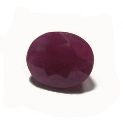 Natural Ruby (Manikya) Oval Mix - 4.20 Carat (RU-19)
