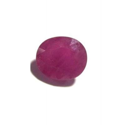 Natural Ruby (Manikya)  Oval Mix - 4.05 Carat (RU-25)