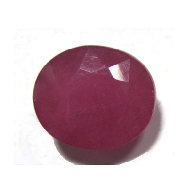 Natural Ruby Manikya - (Chuni) Oval Mix Gemstone  - 8.60 Carat (RU-29)