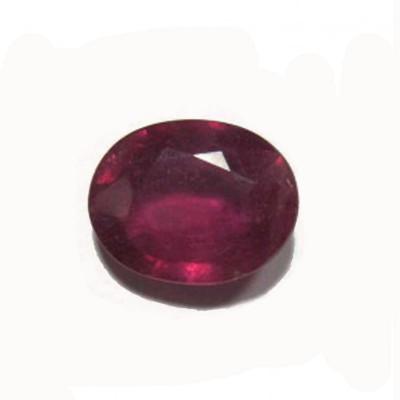 Natural Ruby (Manikya) Oval Mix - 6.15 Carat (RU-39)