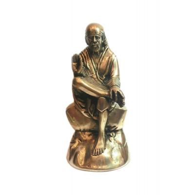 Sai BaBa in Brass (DISB-003)