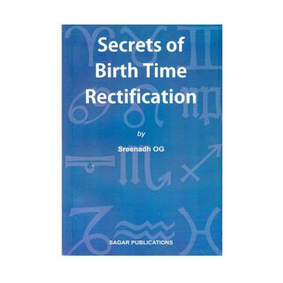 Secrets of Birth Time Rectification by Sreenadh OG (BOAS-0215)