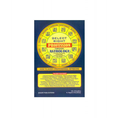 Select Right Profession Through Astrology (BOAS-0225)