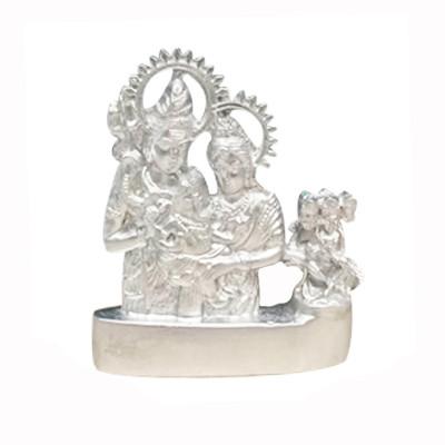 Parad  Shiv Parivar / Family - 220 gm - (PASP-003)