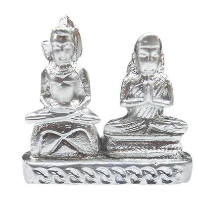 Parad Mercury Shiv Parvati - 50 Gm- (PASP-005)