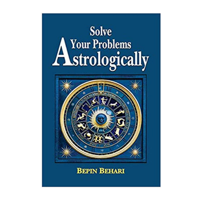 Solve Your Problems Astrologically  in English -Paperback- (BOAS-0790)
