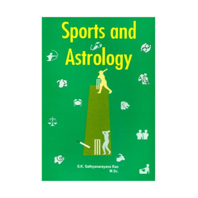 Sports and Astrology by S. K. Sathyanarayana Rao (BOAS-0431)