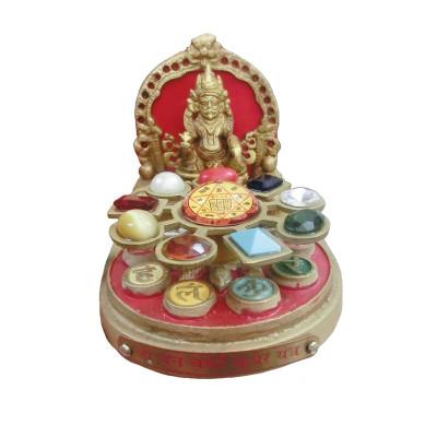 Sri Dhan Varsha Kuber Yantra Chowki