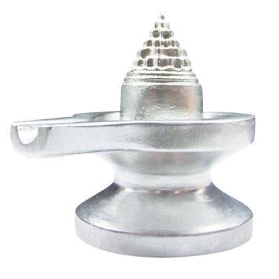 Parad (Mercury) Shree Yantra  Shivling -200 gm (PASB-012)