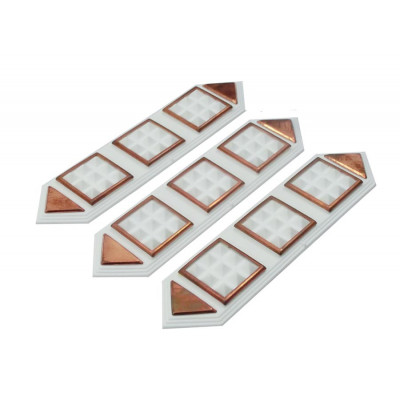 Staircase 9x9 (set of 3 for staircase defects Pyramid) -(PVSTC-001)