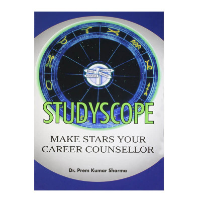 Studyscope: Make Stars Your Career Counsellor  By Dr. Prem Kumar Sharma in English - (BOAS-0994)