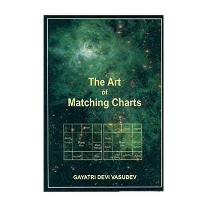 The Art of Matching Charts in English -Paperback- (BOAS-0846)