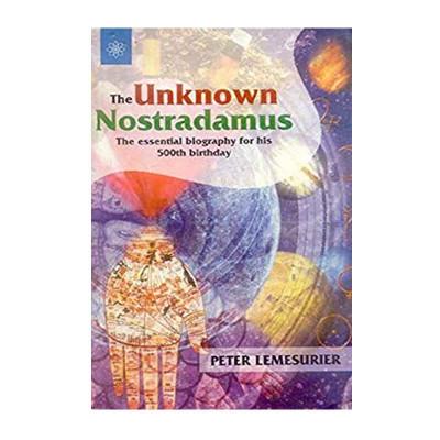 The Unknown- Nostradamus in English - (BOAS-0793)