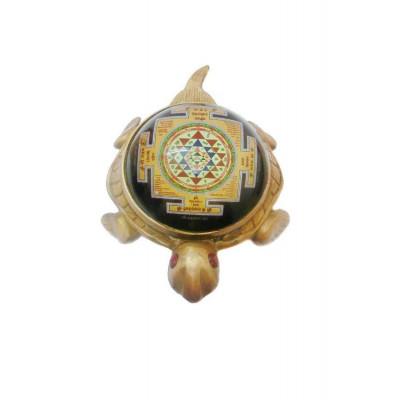 Vastu Dosh Brass Tortoise - 890 gm (VABT-003)