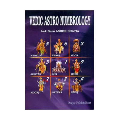 Vedic Astro Numerology (BOAS-0016)