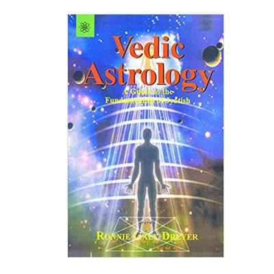 Vedic Astrology in English - (BOAS-0794)