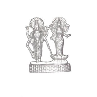 Parad Lakshmi Narayana Idol - 89 gm (PAVL-001)