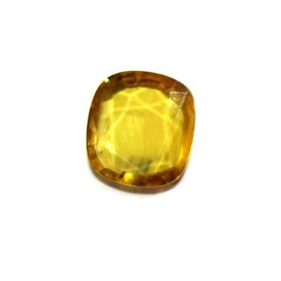 Yellow Sapphire (Pukhraj) Cushion Mix - 3.95 Carat (YS-03)